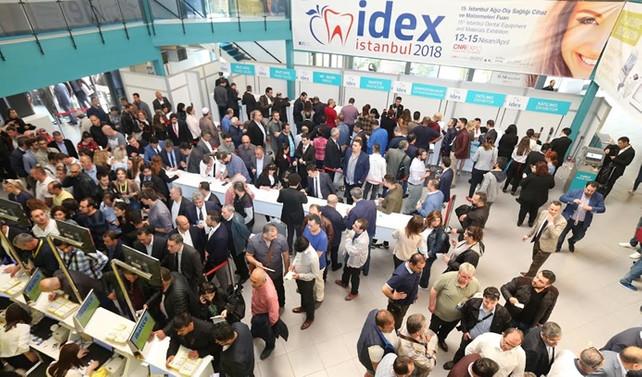 IDEX'te hedef 150 milyon dolarlık ticari bağlantı