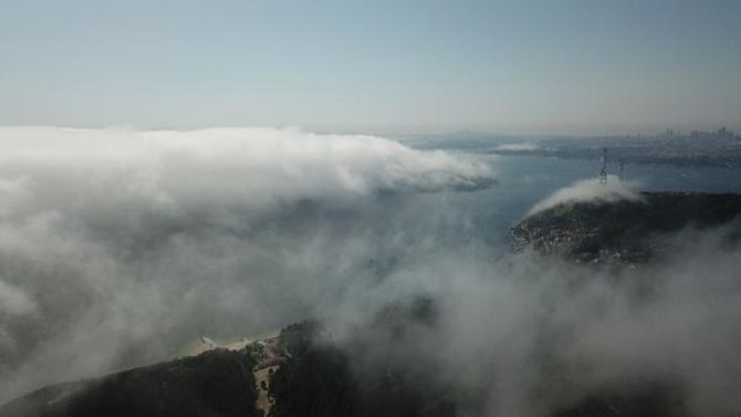 Boğaz'da sis kabusu, beş gündür üst üste kapatılıyor