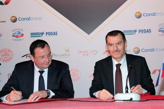 Türkiye ve Rusya arasında 'Turizm Eylem Planı' imzalandı