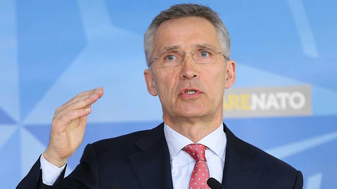 NATO'dan ABD'ye destek