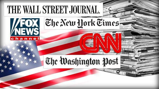 Suriye saldırısı Amerikan medyasında geniş yer buldu