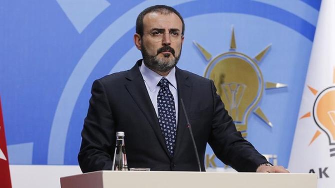 Ünal: Operasyon öncesi Türkiye bilgilendirildi