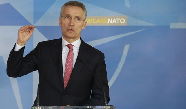 NATO, Suriye rejimini kınadı
