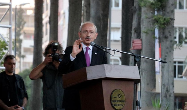 Kılıçdaroğlu: ABD'nin attığı füzeyi ben desteklemiyorum