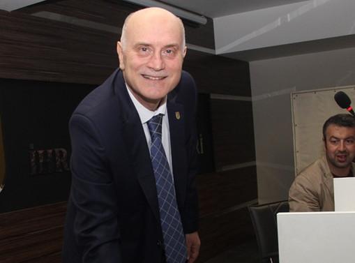 KFMİB Başkanlığına Sevinç yeniden seçildi