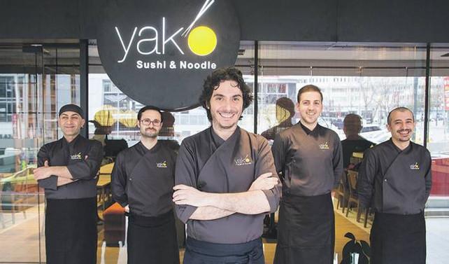 Japon mutfağının Türkiye elçisi oldu