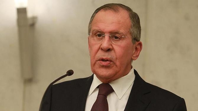 Lavrov: Suriye'de kimyasal saldırı tezgâhlanmıştır