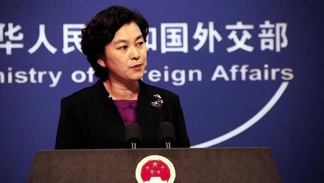 Çin'den sert Suriye çıkışı