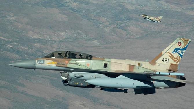 İsrailli yetkiliden 'Suriye'de hava üssü saldırısı' itirafı
