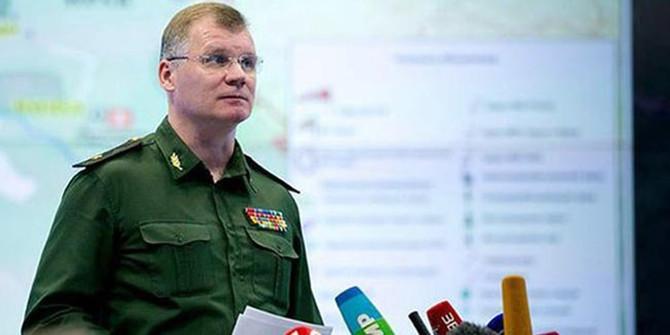 Rusya: ABD Suriye'de önemsiz hedefleri vurdu