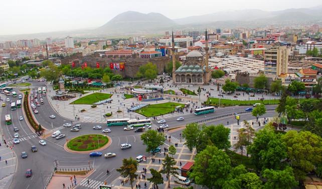Kayseri'de 748 proje için 1.3 milyar lira ödenek ayrıldı