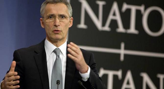Stoltenberg: Suriye'de NATO planı yok