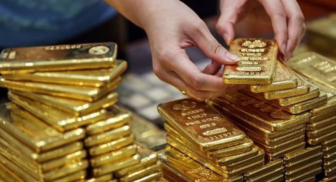 Altın ithalatı ilk çeyrekte 91.5 ton oldu