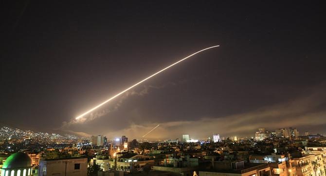 Suriye'de yanlış 'hava saldırısı alarmı'