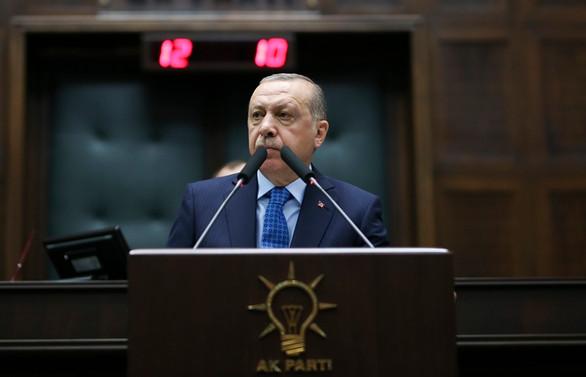 Erdoğan vekillerini topluyor