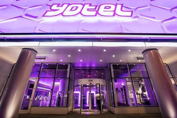 İngiliz YOTEL'den 3. Havalimanı'na 451 odalı otel