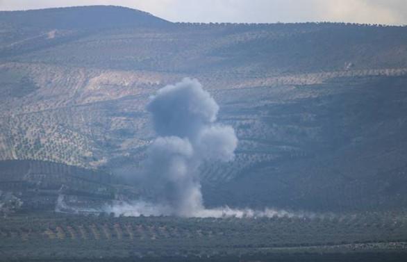 TSK'dan Afrin'e hava operasyonu