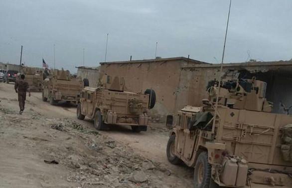 ABD'nin Menbiç'e asker sevkiyatı sürüyor