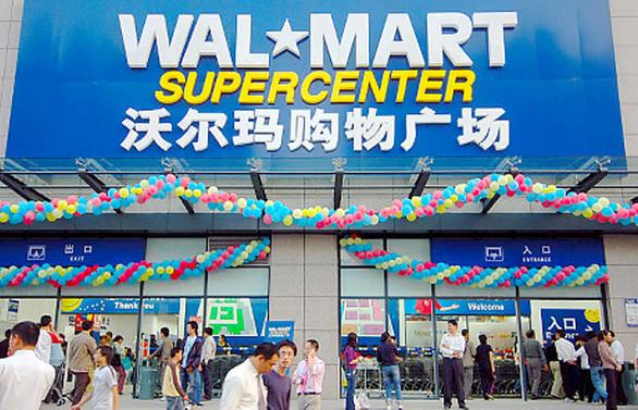 ABD'li perakande devi Walmart'tan Çin açılımı