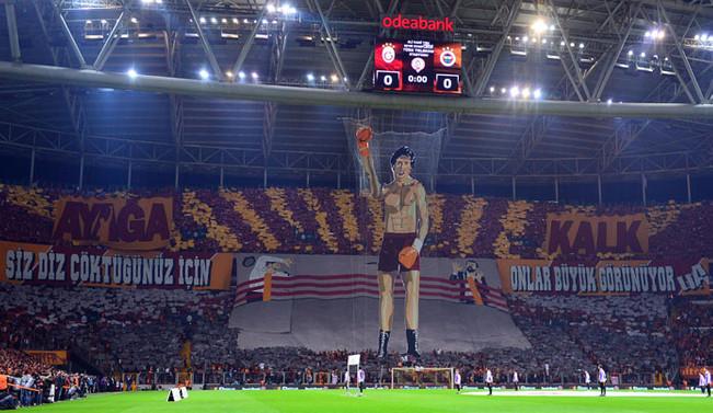 Galatasaray taraftarından rekor