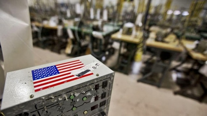 ABD ISM imalat PMI geriledi