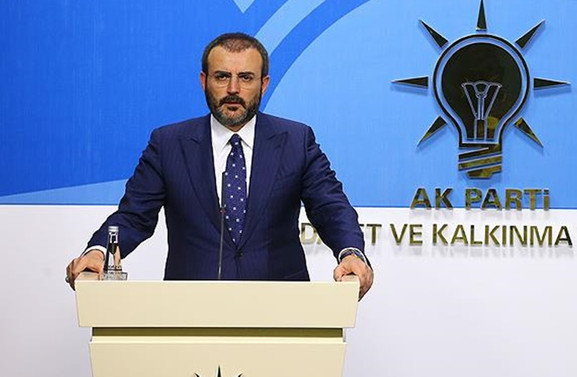 Ünal: CHP'nin rahatsızlığı eski Türkiye'nin bir hastalığıdır