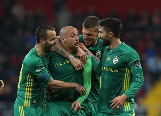 Fenerbahçe gol olup yağdı: 5-0