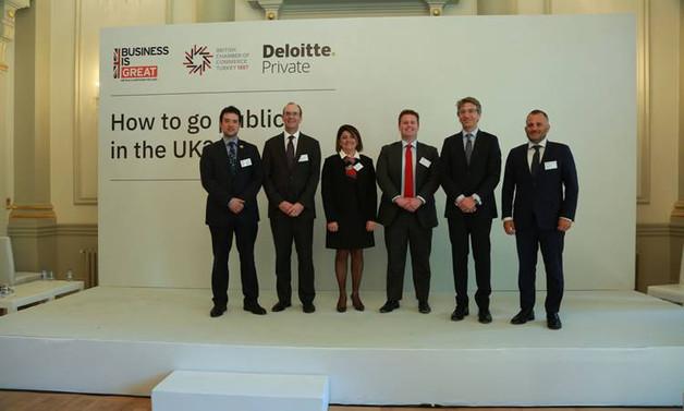 Londra Borsası Türk şirketleri gonga çağırıyor