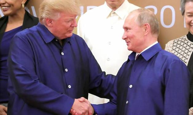 Trump Putin'i ABD'ye davet etti