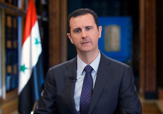 Esad, onur nişanını Fransa'ya geri verdi