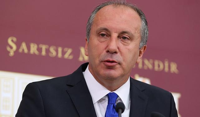 Kılıçdaroğlu, bugün Muharrem İnce'yle görüşecek