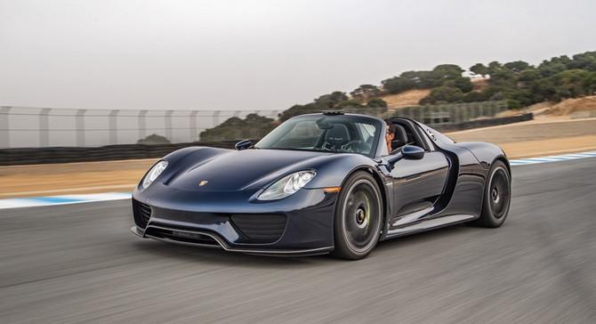 Porsche'de dizel gözaltısı