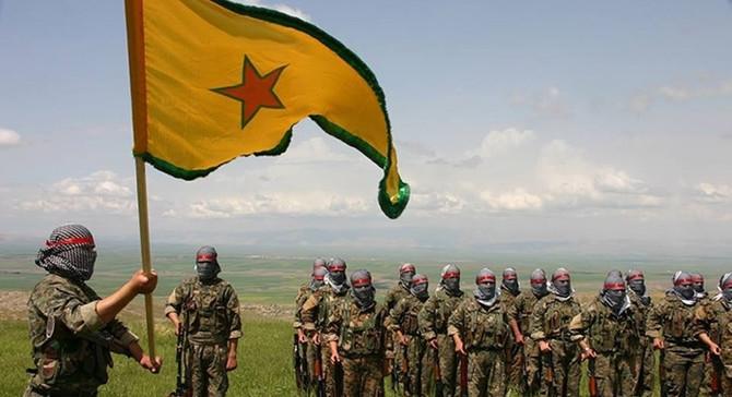 İngiltere'den PYD/YPG ile sınırlı temas itirafı