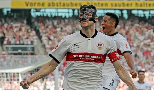 Stuttgart ligde kalmayı garantiledi