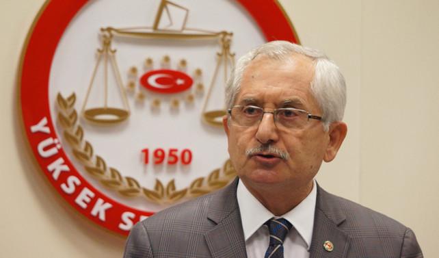 YSK: Seçime girebilecek partiler kanunda belli