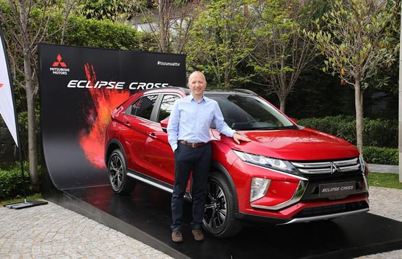 Mitsubishi, SUV atağını Eclipse Cross ile başlatıyor