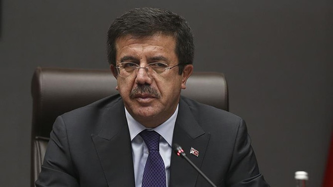 Zeybekci Türk-Rus ticari ilişkilerini değerlendirdi