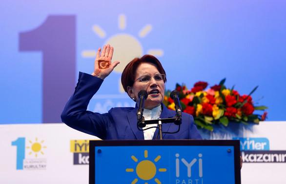 İYİ Parti'den Akşener'in adaylığıyla ilgili açıklama