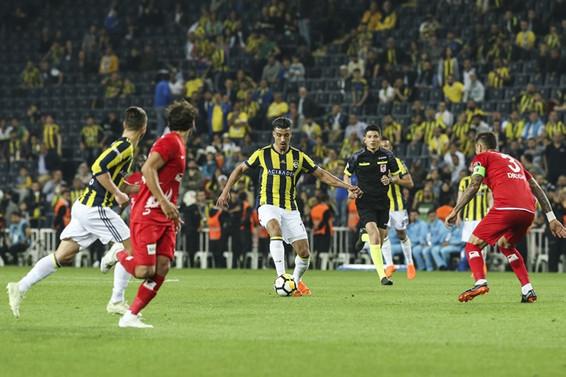 Fenerbahçe'den bol gollü galibiyet