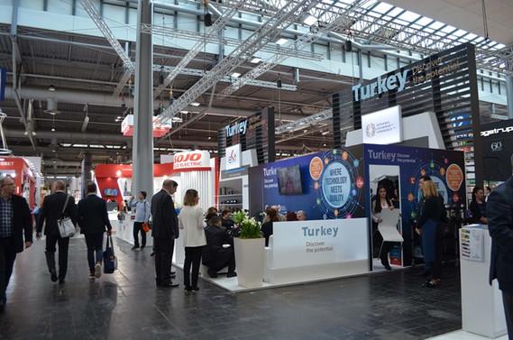 Hannover Uluslararası Sanayi Fuarı ve CEMAT başladı