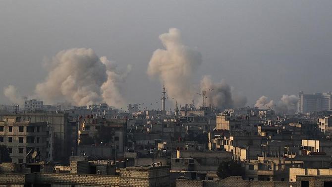 BM: Suriye siviller için bir ölüm kapanı haline geldi