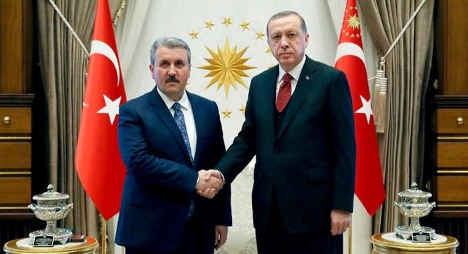 Erdoğan, Destici ile bir araya gelecek