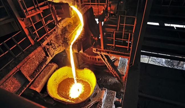 Türkiye'de çelik üretimi dünya ortalamasının üzerinde arttı
