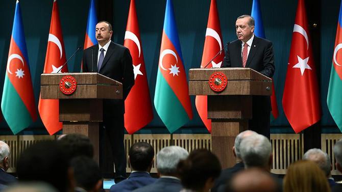 Erdoğan: Dünyaya müjdemiz olacak
