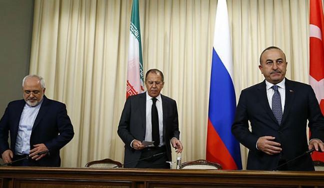 Üç ülke Suriye için bir araya geliyor
