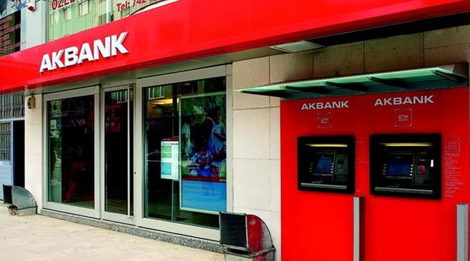 Akbank'tan ilk çeyrekte 1,7 milyar lira konsolide kâr