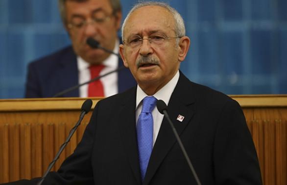 CHP'de Kılıçdaroğlu'na aday belirleme yetkisi