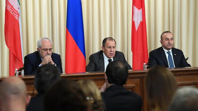 Türkiye, Rusya ve İran'dan yeni zirve