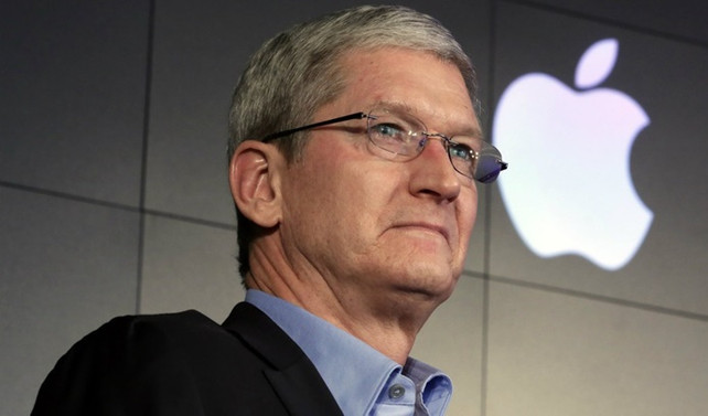 Trump, Apple CEO'su Cook ile ticareti görüştü