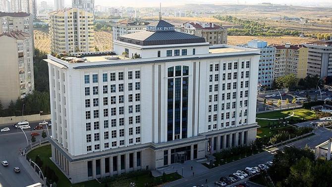 AK Parti'de yerel yönetimler toplantısı başladı
